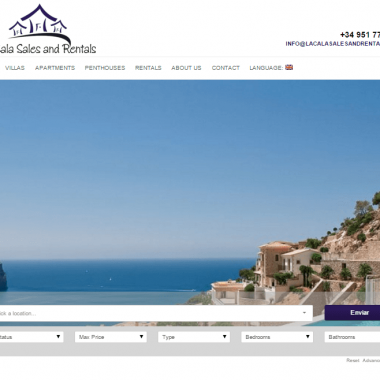 La Cala Sales and Rentals