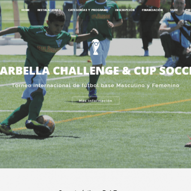 MARBELLA CHALLENGE & CUP SOCCER